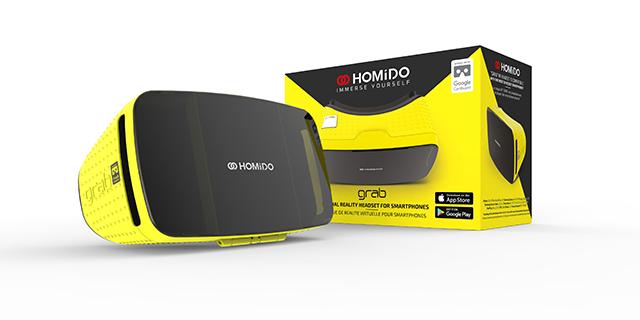 Homido Grab