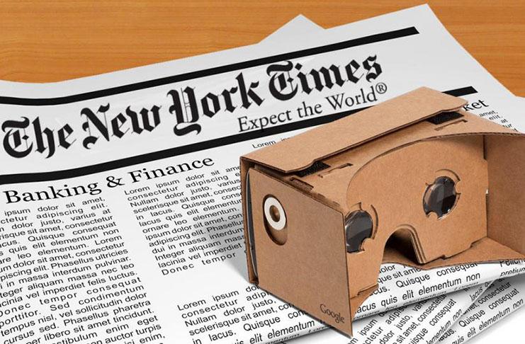 Cardboard NYT