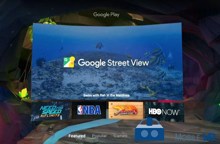Google Play VR