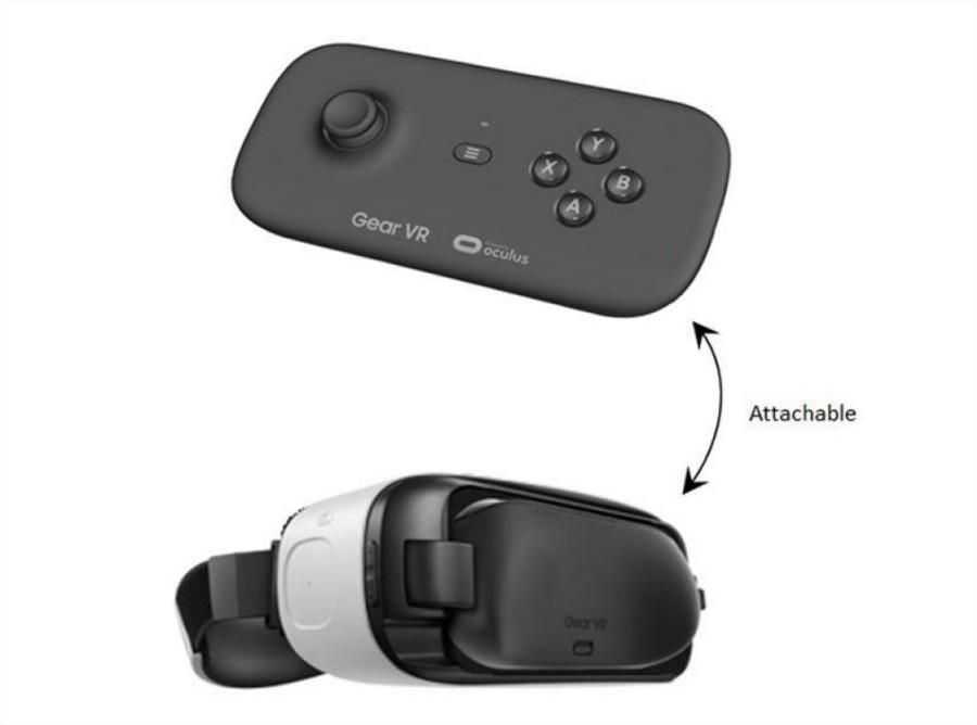 Manette Gear VR