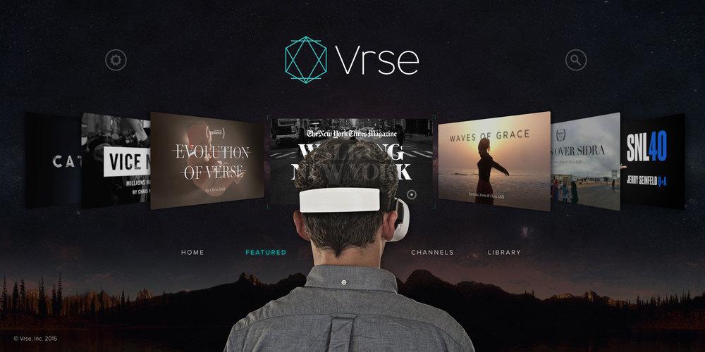 VRSE Gear VR